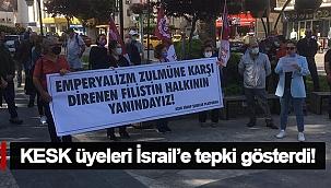 """AYDOĞDU; """"KESK OLARAK İSRAİL'İN FİLİSTİN HALKINA KARŞI SOYKIRIMI ANDIRAN SALDIRISINI KINIYORUZ!"""""""