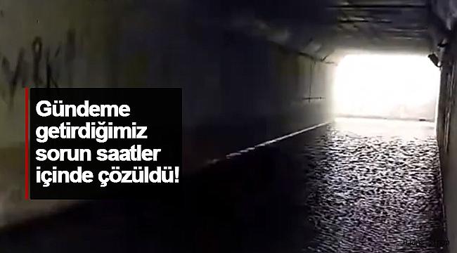 SAATLER İÇİNDE ÇÖZÜLDÜ!