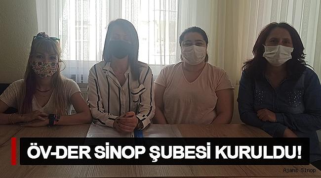 SİNOP'TA TÜM ÖĞRENCİ VELİLERİ DAYANIŞMA DERNEĞİ KURULDU!