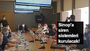 SİNOP'A ASELSAN TARAFINDAN İKAZ ALARM SİSTEMİ KURULACAK!