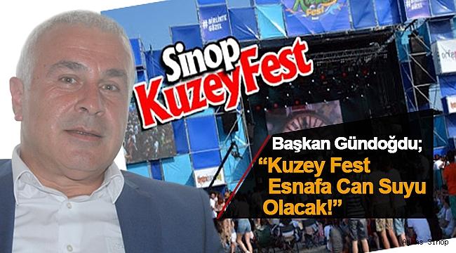 Başkan Gündoğdu'dan Kuzey Fest Açıklaması!