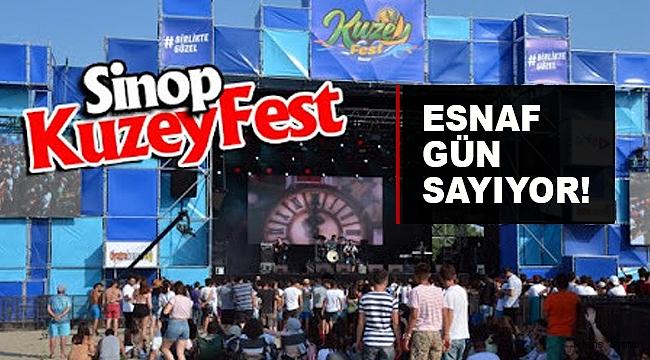 ESNAFIN KUZEY FEST HEYECANI!