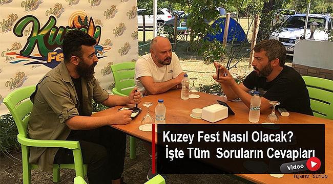 KUZEY FEST'TEN BASIN AÇIKLAMASI