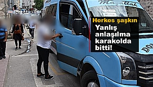 "SİNOP'TA ""PES"" DEDİRTEN OLAY!"