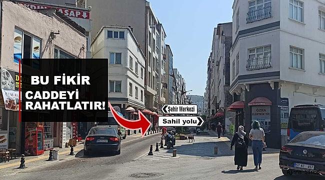 YERİNDE BİR ÖNERİ!