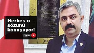 Şahin'in Sinop çıkışı beğeni topladı!