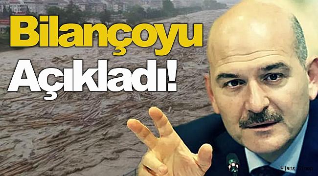 Bakan Soylu, Tam Rakam Verdi!