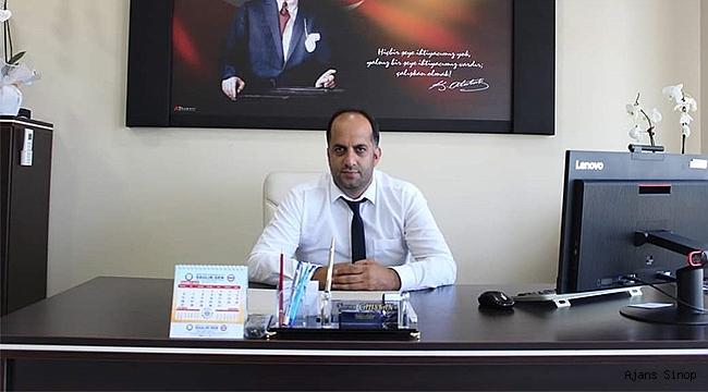 Yavuz Çalışkan Sinop'a Kalite Hizmetleri Müdürü Atandı