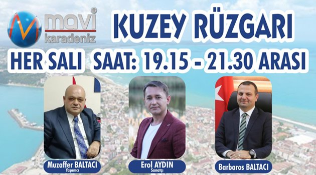 Artık her Salı Sinop konuşulacak!