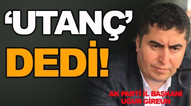 İl Başkanı Giresun'dan Kılıçdaroğlu'na gönderme!