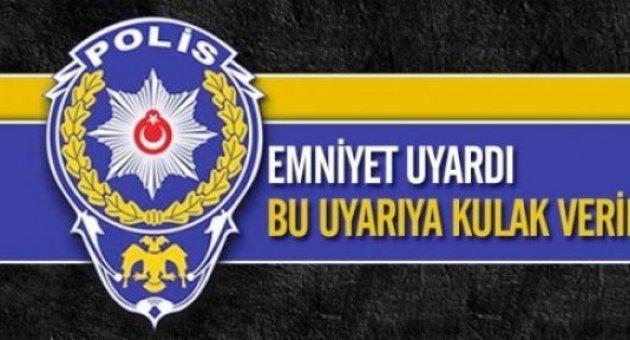 """Sinop Emniyet Müdürlüğü'nden """"çocuk koltuğu"""" uyarısı"""
