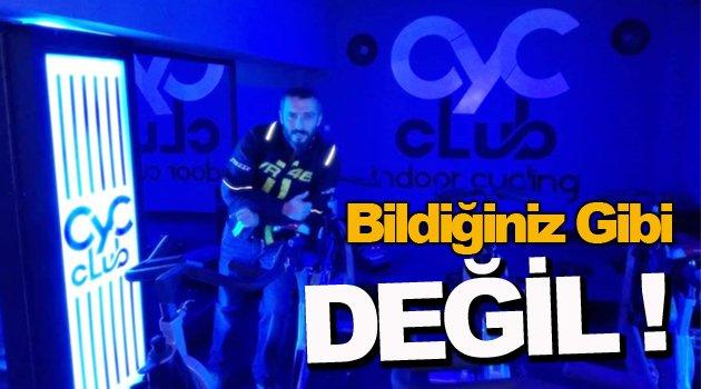 Sinop'ta İndoor cycling Dönemi Başlıyor !