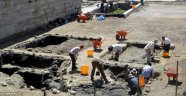 Sinop'ta kazı çalışmaları