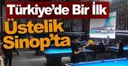 Sinop Tarihi Bir İlke İmza Attı !