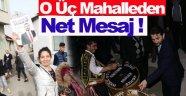 AK Partili Adaya Damat Gibi Karşılama !
