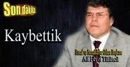 Ali Fevzi Tütüncü Hayatını Kaybetti