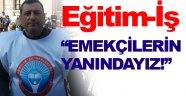 """Celal Şahbenderoğlu """"COVİD- 19 SÜRECİNDE DE ÇALIŞMAK ZORUNDA KALAN EMEKÇİLERİN YANINDAYIZ! """""""
