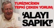 O polemik Sinop'a da sıçradı!