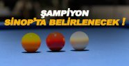 Şampiyona finali Sinop'ta yapılacak