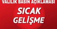 Sinop Valiliğinden haberimiz ile ilgili basın açıklaması!