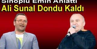 Sinoplu Emin Güldür Güldür Show'da Kırdı Geçirdi