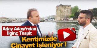 AK Parti Sinop Milletvekili Aday Adayı Cemalettin Tüney Söz Sende Programına Katıldı